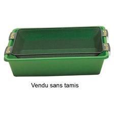 RECTANGULAR CASTER/MAGGOT TRAY SENSAS RECTANGULAIRE