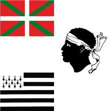 REGIONAL FLAG FORWATER