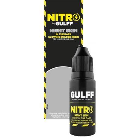RESINE GULFF NITRO - 15ML
