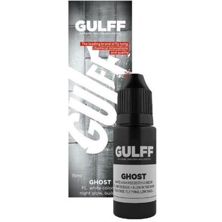 RESINE GULFF UV - 15ML - BLANC
