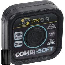 RIG BRAID CARP SPIRIT COMBI SOFT BLACK - 20M