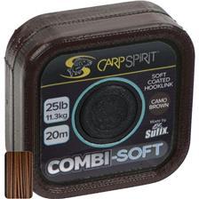 RIG BRAID CARP SPIRIT COMBI SOFT BROWN - 20M