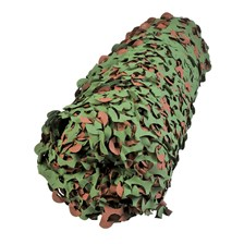 ROULEAU FILET CAMOUFLAGE JANUEL BASE VERTE