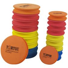 ROUND FOLDER TORTUE - PACK OF 10