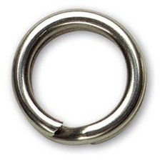ROUND SPLIT-RINGS DELALANDE - PACK OF 10