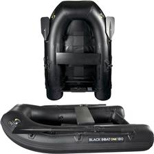 RUBBER BOAT CARP SPIRIT BLACK BOAT