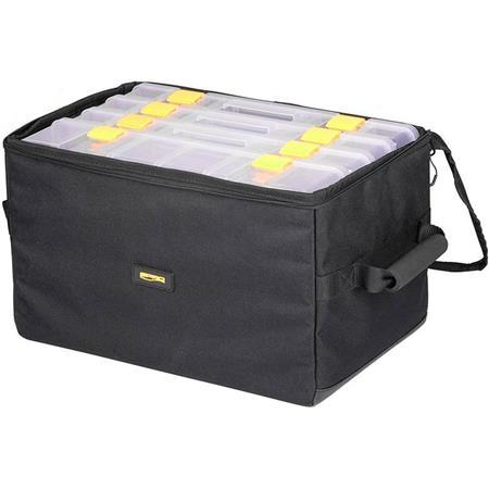 SAC + 4 BOÎTES SPRO TACKLE BOX BAG 125