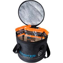 SAC A APPATS PRESTON INNOVATIONS MONSTER WORM AND PELLET BAG