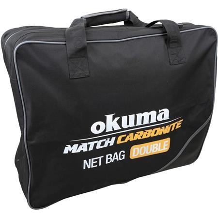 SAC A BOURRICHE OKUMA MATCH CARBONITE NET BAG