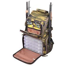 SAC A DOS SPRO CAMOUFLAGE BACKPACK