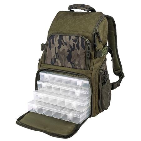SAC A DOS SPRO DOUBLE CAMOUFLAGE BACKPACK