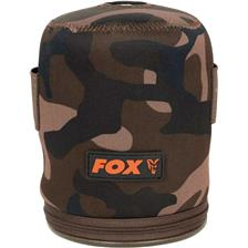 SAC A RECHAUD FOX CAMO GAS CANISTER CASE