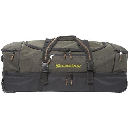 SAC A ROULETTES SNOWBEE TRAVEL ROLLING BAG