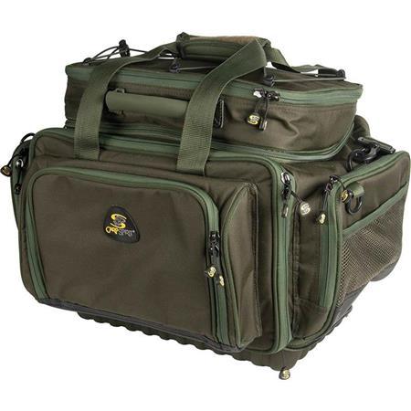 SAC + BOITES POUR MONTAGE CARP SPIRIT BAG AND LARGE BOXES