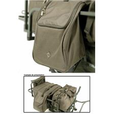 SAC DE TRANSPORT NASH SADDLE BAG
