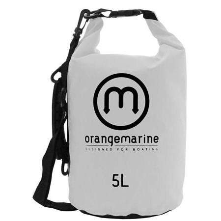 SAC ETANCHE ORANGE MARINE RENFORCE - BLANC