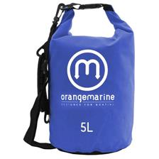 SAC ETANCHE ORANGE MARINE RENFORCE - BLEU MARINE