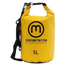 SAC ETANCHE ORANGE MARINE RENFORCE - JAUNE