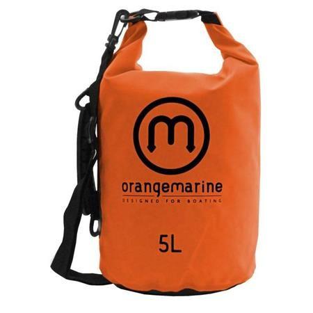 SAC ETANCHE ORANGE MARINE RENFORCE - ORANGE