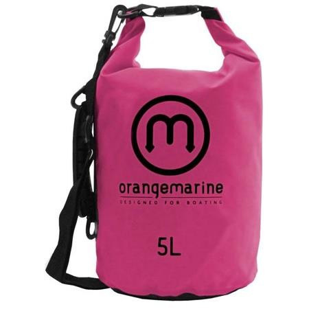 SAC ETANCHE ORANGE MARINE RENFORCE - ROSE