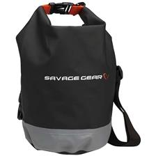 SAC ETANCHE SAVAGE GEAR WATERPROOF ROLLUP BAG - 5L