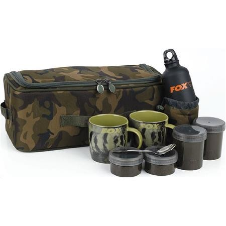 SAC PIQUE NIQUE FOX CAMOLITE BREW KIT BAG
