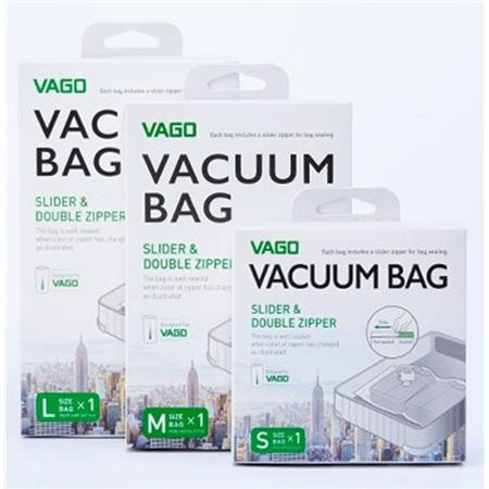 SACCHI SOTTO VUOTO VAGO VACUUM