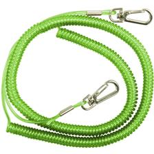 SAFETY COIL CORD DAM LEASH
