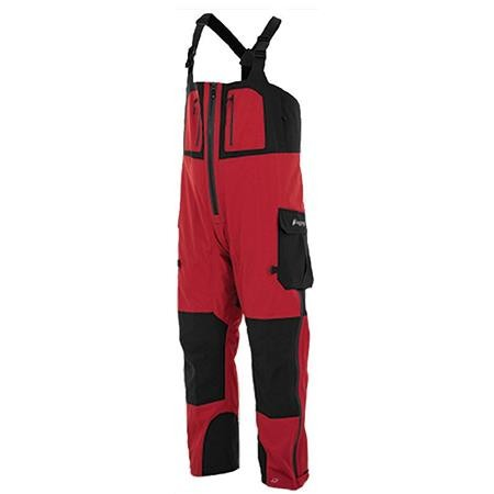 SALOPETTE HOMME FROGG TOGGS PILOT GUIDE - ROUGE