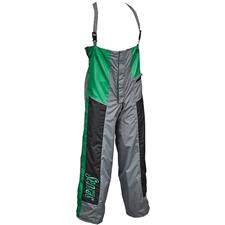 SALOPETTE HOMME SENSAS CLUB IMPERMEABLE - GRIS/VERT