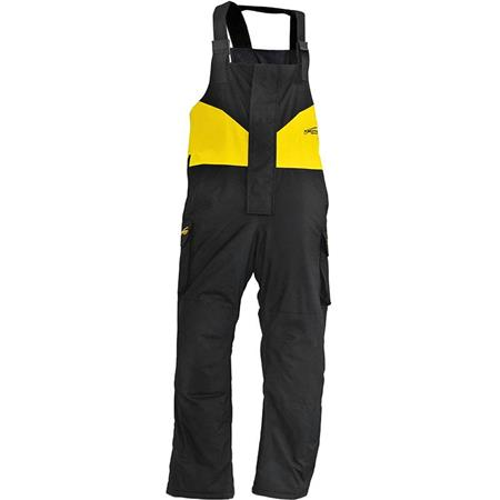 SALOPETTE TUBERTINI WINTER TECH 8000 - NOIR/JAUNE