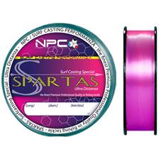 SALTWATER MONOFILAMENT NPC SPARTAS - 300M
