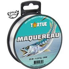 SALTWATER MONOFILAMENT TORTUE MAQUEREAU
