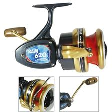 SALTWATER REEL THROW PEERLESS BAM 620 M