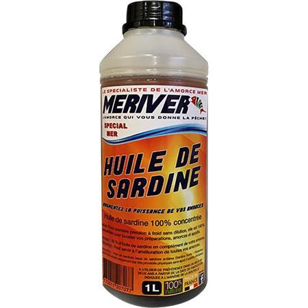 SARDINE OIL MERIVER 100% CONCENTRE