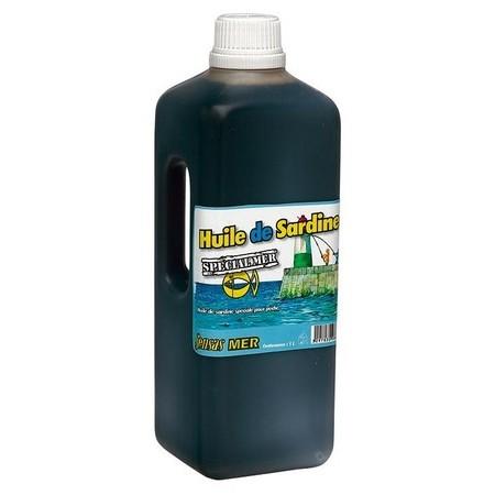 SARDINE OIL SENSAS