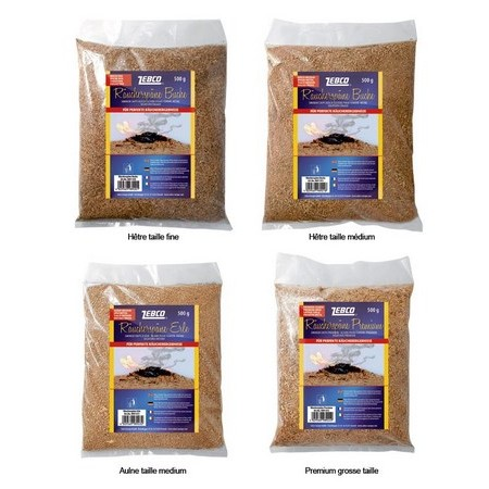 SAWDUST FOR SMOKER ZEBCO