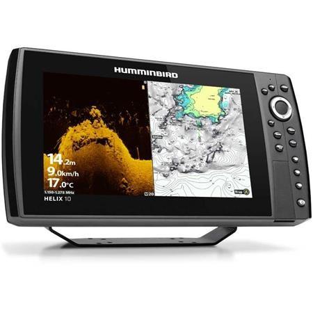 SCANDAGLIO GPS HUMMINBIRD HELIX 10G3N CHIRP MEGA DI+