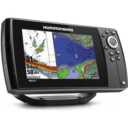 SCANDAGLIO GPS HUMMINBIRD HELIX 7G3N CHIRP DS VERSION XD