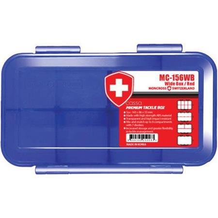 SCATOLA MONCROSS SWITZERLAND 156WB