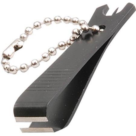 SCHNURKNIPSER VISION BLACK NIPPER WITH PIN
