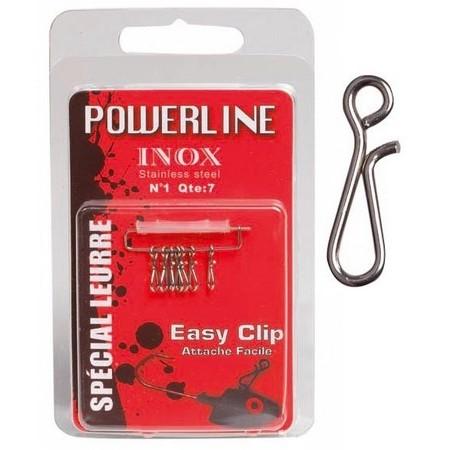 SCHNURVERBINDER POWERLINE EASY CLIP