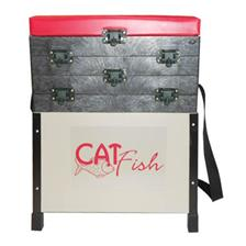 SEAT BOX 3 RACKS CATFISH TECHNIC