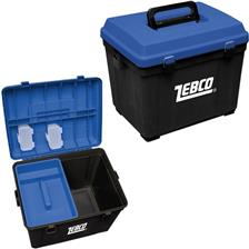 SEAT BOX ZEBCO MEGA STORER TACKLE BOX
