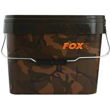 SEAU A APPATS FOX CAMO SQUARE BUCKETS