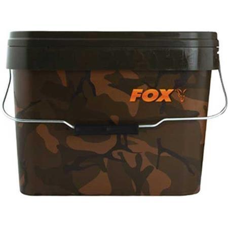 SEAU A APPATS FOX CAMO SQUARE BUCKETS