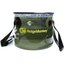 SEAU RIDGE MONKEY PERSPECTIVE COLLAPSIBLE BUCKET - RM296