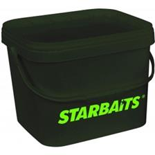 SEAU STARBAITS SQUARE BUCKET - 3.5L