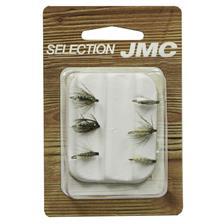 Flies JMC SELECTION MOUCHES NOYEES 6 MOUCHES