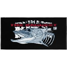 SERVIETTE HOT SPOT DESIGN BEACH TOWEL PIKE THE BADDEST